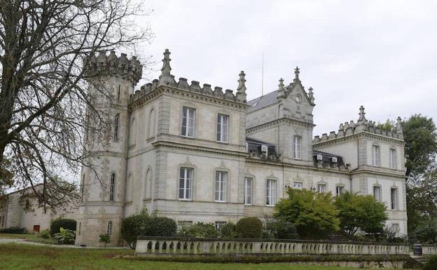 El 'chateau' de Chan Moueyes, en manos chinas desde 2012.
