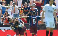 El Eibar se lleva la victoria en el último suspiro