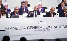La Federación aprueba su calendario con los nuevos modelos de Copa y Supercopa