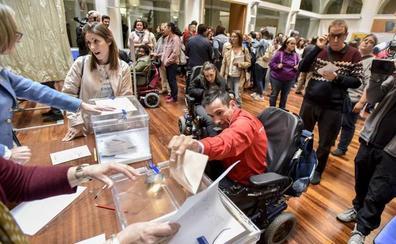 Plena Inclusión pide que las elecciones del 26M sean accesibles en toda la región