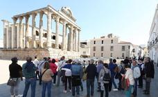 Buenas perspectivas para el turismo extremeño en el puente de mayo