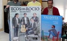 Ecos del Río actuará el 19 de mayo en las fiestas de San Isidro de Valdivia