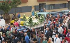 Finalizan en Jaraíz las fiestas de la Virgen del Salobrar