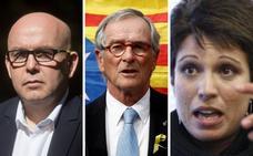 Boye, Trias y Talegón encabezarán la lista de Junts a Europa tras la exclusión de Puigdemont