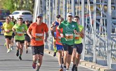 Houssame Benabbou gana la XI Media Maratón