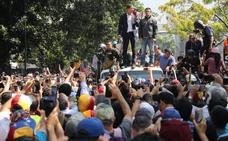 «Los españoles lo estamos pasando igualito que los venezolanos»