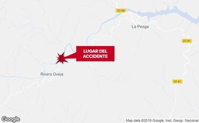 Un motociclista resulta herido en una salida de vía en Ribera Oveja