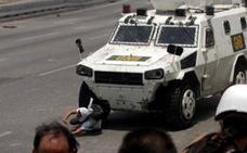 Un muerto, más de cien heridos y decenas de detenidos en la 'Operación Libertad'