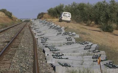 Adif adjudica por 2 millones el suministro de traviesas para el tramo Brazatortas-Castuera