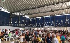 62.000 euros para el concierto de Melendi, orquestas y fuegos artificiales de la Feria de la Piedad