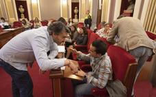 El Pleno de Badajoz pide una salida para los militares obligados a dejar el Ejército