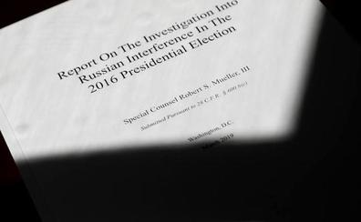 Mueller desacredita al ministro de Justicia por manipular su informe sobre Trump