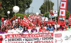 Los sindicatos anuncian movilizaciones por el bloqueo del convenio del campo