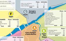 Educación baraja crear más plazas en el colegio La Soledad o en el Juventud de Badajoz