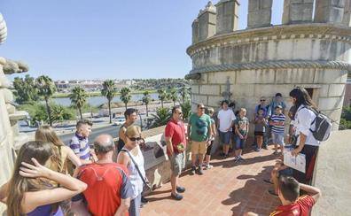 Este sábado, visita guiada por el Casco Antiguo de Badajoz