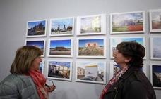 Ceferino López expone en Mérida la muestra fotográfica 'Ciudad Incierta'