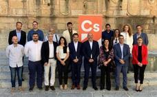 Ciudadanos aspira a crecer en Cáceres y ser la candidatura más votada