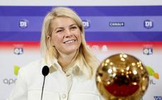 El Balón de Oro femenino no jugará el Mundial por la discriminación que existe en su país