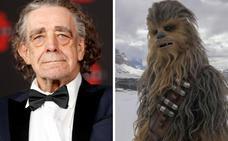Muere Peter Mayhew, el actor que interpretaba a Chewbacca en 'La guerra de las galaxias'
