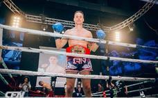 El emeritense José Luis González peleará por el cinturón de campeón de Europa de Muay Thai