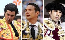 Morante, Manzanares y Emilio De Justo torearán en la feria de Plasencia