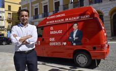 Ricardo Cabezas se presenta como «un buen alcalde, un alcalde bueno»