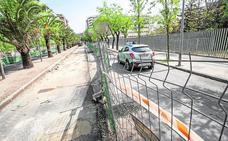 Nueva ordenación del tráfico y aparcamientos en Cánovas y Virgen de Guadalupe