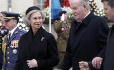 La realeza despide al Gran Duque Juan de Luxemburgo