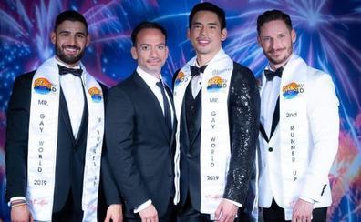 El extremeño Francisco José Alvarado se convierte en el primer finalista de Mr. Gay World 2019