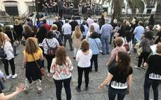 Zafra Canta reúne en su primera edición a unos cien participantes