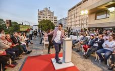 Cabezas se compromete con Badajoz