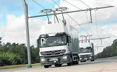 Alemania estrena la primera autopista eléctrica