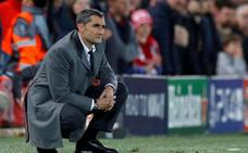 Valverde: «Después de lo de hoy tenemos que pensar muchas cosas»
