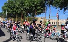 Concurrido Día de la Bicicleta en Villanueva de la Serena