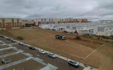 Arranca la obra de construcción del colegio del Cerro Gordo en Badajoz