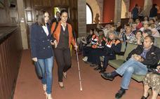 Ana Peláez reivindica una política que integre a las mujeres con discapacidad