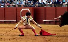 Un bravo toro de El Pilar