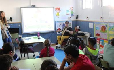 La Fundación José Manuel Calderón y la Junta de Extremadura educan en nutrición