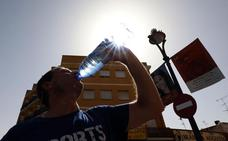 Extremadura pasará de los 27 grados del viernes a los 36 del domingo y el lunes