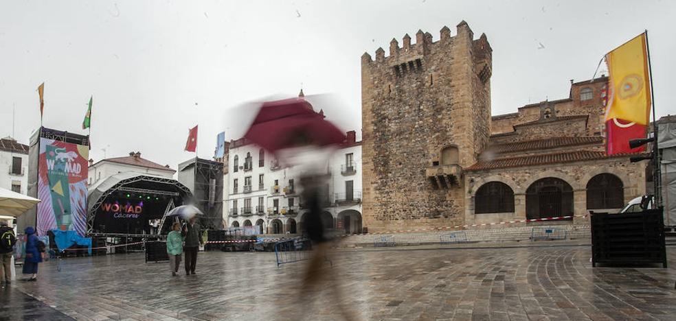 El Womad arranca hoy con riesgo de lluvia y previsión de gran afluencia