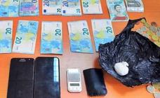 Detenida una mujer en Monesterio con 13 gramos de cocaína cuando viajaba en un coche compartido