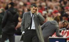 El ridículo de Anfield puede pasar factura a Valverde