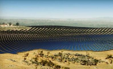 El Estado participa en la construcción de la planta fotovolatica de Talaván