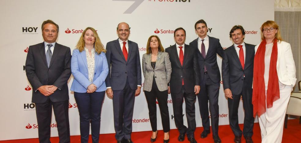 El Banco Santander ve solidez en la economía y descarta otra recesión