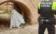 El Ayuntamiento de Badajoz desmantela las chabolas de la Alcazaba y Puerta Trinidad
