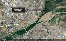 Detenido en Badajoz un motorista bebido, con drogas y sin seguro que embistió a dos policías
