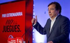 El CIS sitúa a Fernández Vara a las puertas de la mayoría absoluta