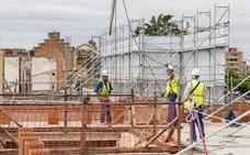 Comienza la construcción de la tercera planta de la residencia de los pabellones