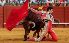 Notable corrida de Santiago Domecq