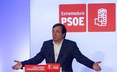 El PSOE extremeño suspende actos de campaña por la muerte de Rubalcaba